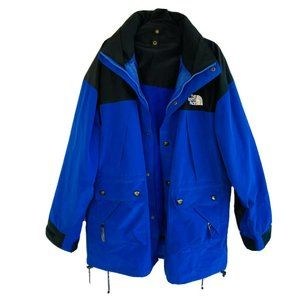 Vintage 90's The North Face Mountain Guide XL